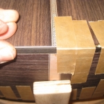 Fitting End Binding Joint
