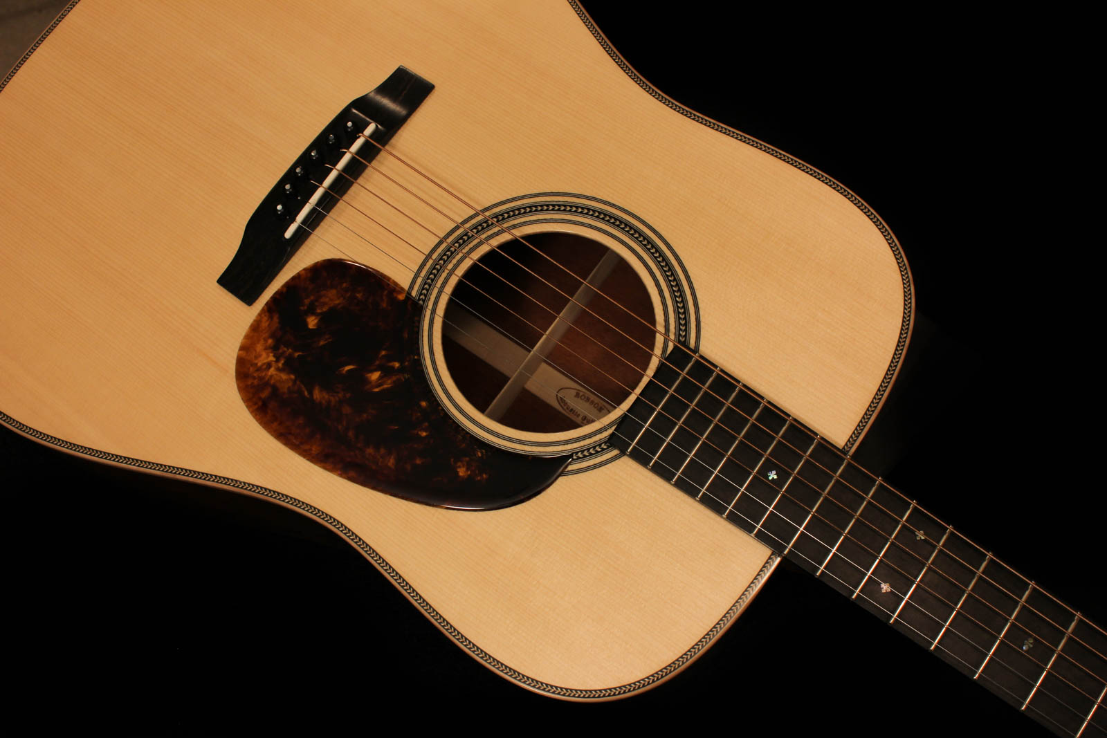 Fig Mah Dred Hd28 Style Robson Acoustic Guitars